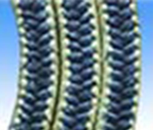 芳纶角线黑四氟盘根