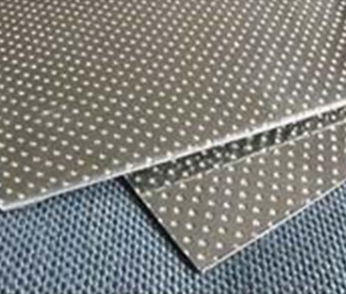 双面金属板增强无石棉抄取板