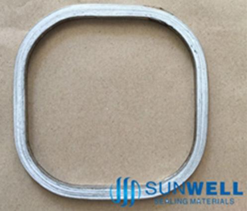 异形金属缠绕垫片