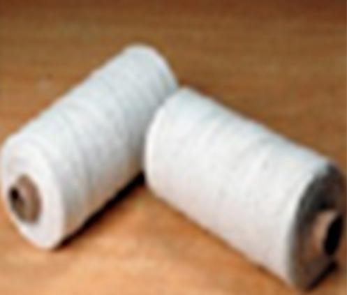 有尘石棉线