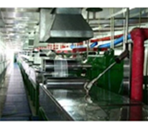碳纤维生产线