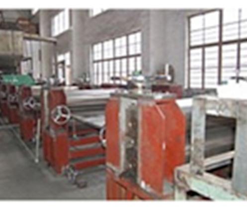 石墨卷材生产线