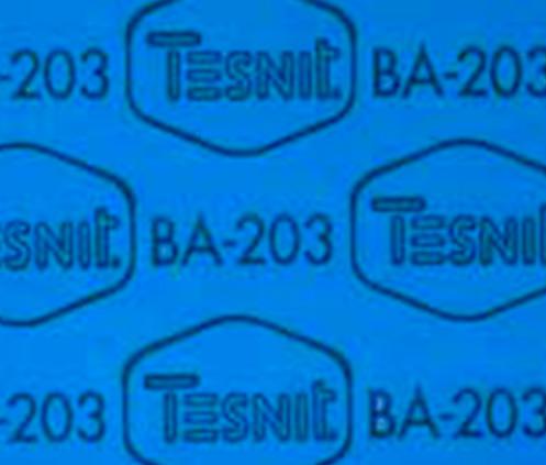 DONITTESNIT 特力压缩垫片材料 BA-203